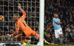 Vòng 27 Premier League: Man City 5-1 Leicester