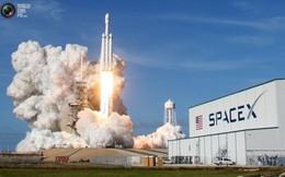 Những con số biết nói sau vụ phóng tên lửa Falcon Heavy Rocket thành công