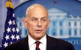 Chánh Văn phòng Nhà Trắng John Kelly sẵn sàng từ chức