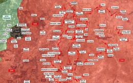 """""""Hổ Syria"""" nổi giận giáng đòn chí mạng, hàng loạt tay súng IS nộp mạng"""