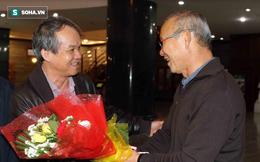 Bầu Đức nhận tin vui nhờ công mang HLV Park Hang-seo về Việt Nam