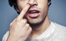 Đây là những hậu quả để lại cho sức khoẻ sau khi bạn ngoáy mũi