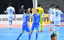 Uzbekistan đoạt huy chương châu Á theo đúng kịch bản của U23 Việt Nam