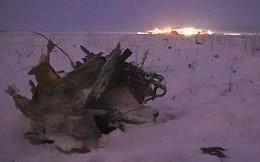 Máy bay Nga rơi: Thoát lưỡi hái tử thần vì hủy vé vào phút chót