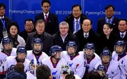 Đội tuyển nữ hockey liên Triều được đề cử Nobel Hòa bình