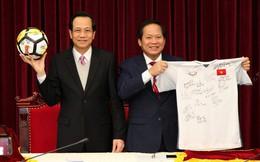 FLC trả giá 20 tỷ cho áo đấu của U23 Việt Nam, Nguyên Mạnh nghỉ thi đấu 6 tháng