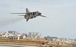 Không quân Syria sẽ xuất kích đánh chặn tiêm kích Israel?