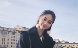 Nữ du học sinh Trung Quốc gây ấn tượng với vẻ đẹp dịu dàng, cổ điển