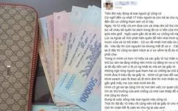 """Xôn xao câu chuyện cặp đôi """"cầm nhầm"""" iPhone cùng chiếc ví có 10 triệu đồng rồi thản nhiên nhắn tin cho khổ chủ đòi tiền chuộc"""