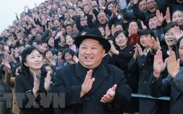 Ông Kim Jong-un hài lòng về chuyến đi dự Olympic của đoàn đại biểu
