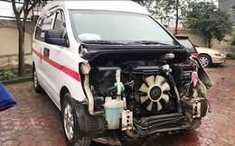 Nghệ An: Gây tai nạn, lái xe cứu thương bỏ mặc nạn nhân giữa đường