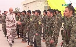 """Thổ lạnh giọng động binh, Mỹ vẫn """"chống lưng"""" người Kurd"""