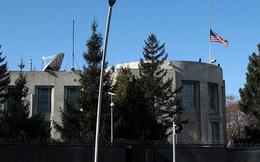 """Thổ Nhĩ Kỳ sẽ đổi tên đường phố có Đại sứ quán Mỹ, sau chiến dịch """"Cành Ô liu"""""""