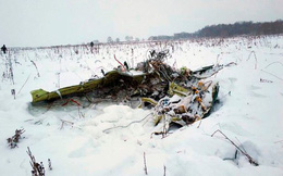 Xuất hiện tình tiết liên quan chiếc trực thăng bí ẩn trong vụ rơi máy bay Nga