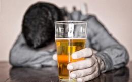 Cảnh báo: Nhiều người mắc chứng rối loạn tâm thần do rượu