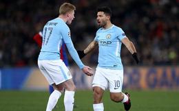 """""""Vùi dập"""" đối thủ từng khiến Man United khốn khổ, Man City đặt một chân vào tứ kết"""