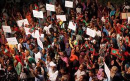 """Trung Quốc sẵn sàng """"động thủ"""" nếu Ấn Độ đưa quân đội đến Maldives"""