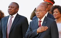 Nam Phi khủng hoảng chính trị chưa từng có
