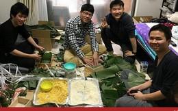 Tại sao giá bánh chưng Việt Nam ở Nhật lên đến 500 nghìn đồng/cái?