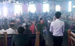 Tạm giữ 69 dân chơi dương tính với ma tuý ở quán bar rạng sáng 29 Tết
