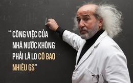 Làm thế nào để Giáo sư VN ngang tầm thế giới?