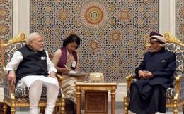 Ấn Độ được sử dụng cảng chiến lược ở Oman cho mục đích quân sự