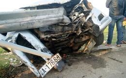 Thuê xe về quê ăn Tết, cả gia đình gặp tai nạn thương tâm khiến hai người chết