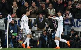 """ĐIỂM NHẤN Real Madrid 3-1 PSG: Ronaldo """"ăn đứt"""" Neymar, Zidane vẫn mát tay ở Champions League"""