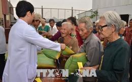 Nhiều hoạt động đón Xuân Mậu Tuất ý nghĩa tại Campuchia