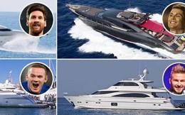 Bên trong siêu du thuyền triệu đô của Beckham, Ronaldo, Messi