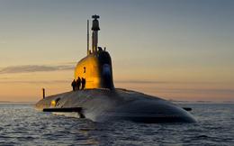 Báo Mỹ nói về mối đe dọa chiến lược của Mỹ đến từ tàu ngầm Nga