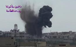 Nga giội bão lửa hủy diệt phiến quân Syria ở Hama
