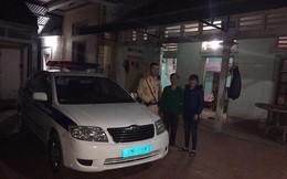 CSGT chở người phụ nữ vượt 100 km về đón giao thừa