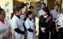 Khẩn trương thực hiện các Nghị quyết về chăm sóc và nâng cao sức khỏe nhân dân, công tác dân số trong tình hình mới