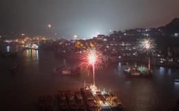 Các nước Châu Á rộn ràng đón năm mới Mậu Tuất