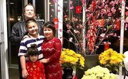 Vợ Việt kể chuyện 17 năm ăn Tết Mỹ, được chồng Tây kho thịt tặng để đỡ nhớ nhà