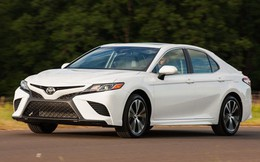 Toyota triệu hồi Camry và một số mẫu Lexus vì nguy cơ rò rỉ xăng