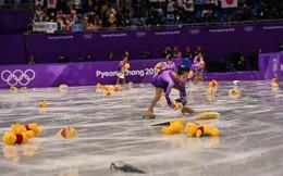 Đằng sau 'sự cố gấu Pooh' của người Nhật ở Pyeongchang
