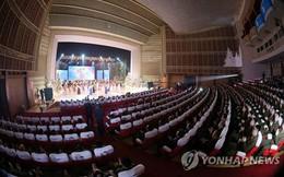 Nghệ sĩ Triều Tiên biểu diễn nhạc Hàn Quốc ở Bình Nhưỡng