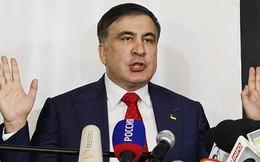 """Ông Saakashvili tuyên bố Ukraine sắp trở thành """"đất nước mafia"""""""