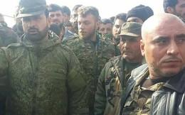 """""""Hổ Syria"""" điều tăng T-90, súng cối hạng nặng 240 mm đến tử địa Đông Ghouta"""
