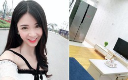 Vừa bước sang năm Mậu Tuất, Thanh Bi đã gây chú ý khi khoe nhà mới tậu