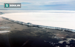 Phát hiện thế giới ẩn dưới lớp băng Nam Cực sau 120.000 năm