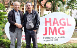 Bầu Đức: Cầu thủ lứa 3, 4 của học viện HAGL JMG còn hay hơn cả Công Phượng