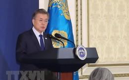 Hàn Quốc quyết di dời Phủ Tổng thống, tăng cường Chính sách hướng Nam