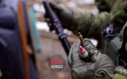 """""""Độ chế"""" để bắn đạn phòng không 23 mm từ súng trường tấn công AK-74"""