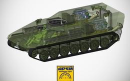 Ukraine - Nga tranh cãi nảy lửa vì nghi án đánh cắp thiết kế xe bọc thép