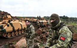 """Lo quân chính phủ Syria kéo tới Afrin, phe Thổ Nhĩ Kỳ """"nín thở"""" chờ thời phản công"""