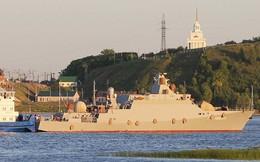 Chiến hạm tên lửa Nga lỗi hẹn vì Đức, Trung Quốc