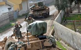 Xe tăng hiện đại M-60T1 của Thổ Nhĩ Kỳ tham chiến ở Afrin